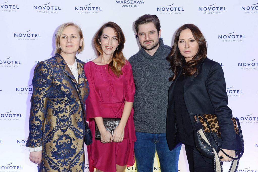 Anna Szymczak, Magdalena Waligórska-Lisiecka, Mateusz Lisiecki- Waligórski , Dorota Goldpoint