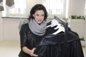 Anna Iberszer na premierze marki JOY FIT CREW