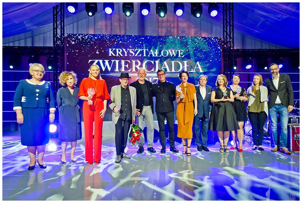 Gala Kryształowych Zwierciadeł, 05.06.2017 Warszawa, Królikar