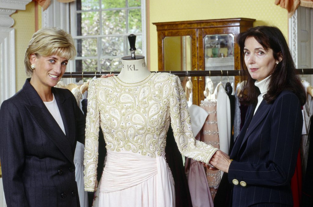 Diana And Catherine Walker