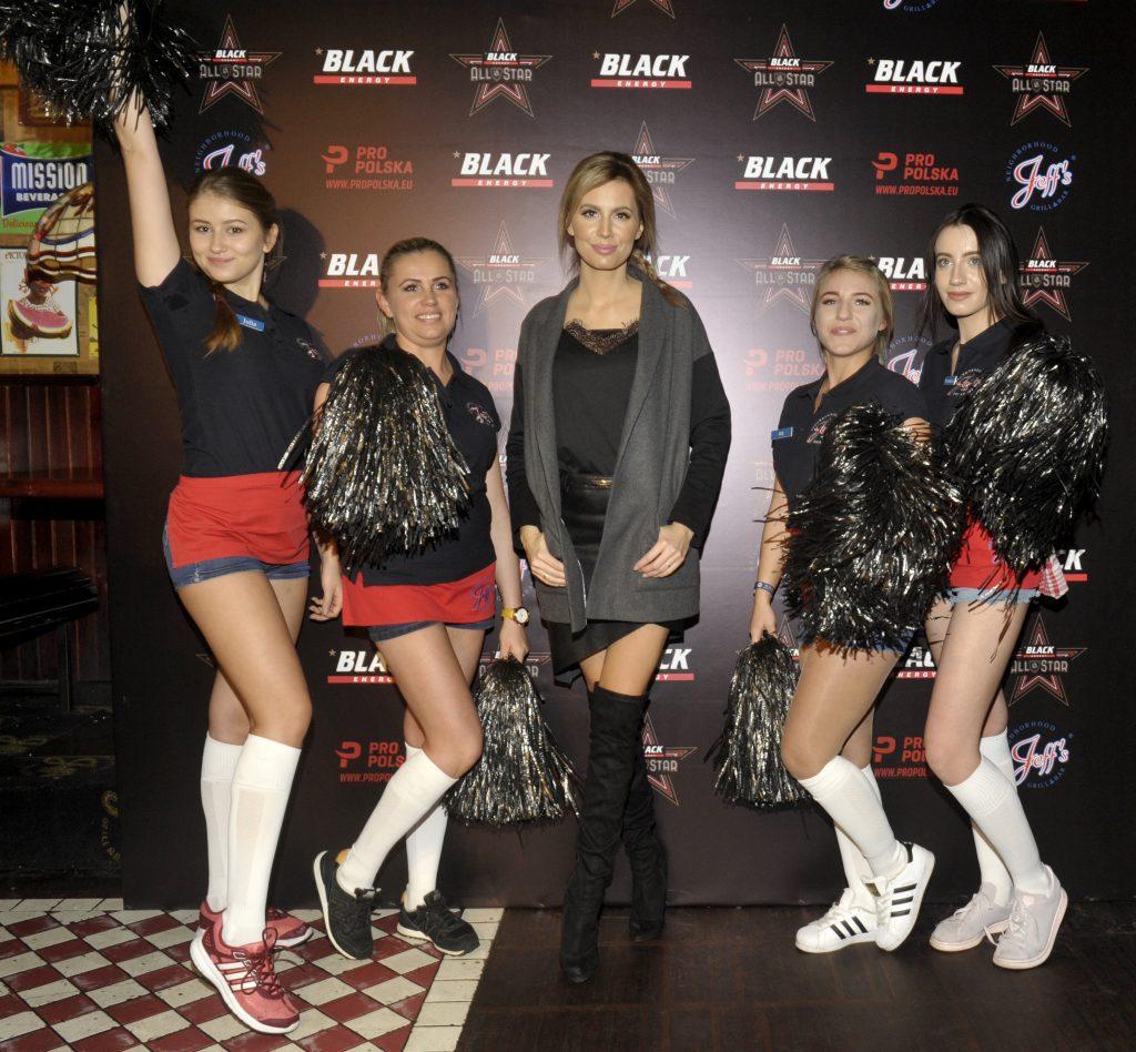 Black Energy LFL All-Star Tour Poland spotkanie z zawodniczkami